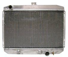Northern Radiator 205162 GM 19 7/8 x 25 1/2 Downflow Hotrod  Radiator Gm 19 7/8 X 25 1/2 Downflow Hotrod  Radiator