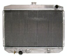 Northern Radiator 205164 Ford / Mopar 19 7/8 x 25 1/2 Downflow Hotrod  Radiator Ford / Mopar 19 7/8 X 25 1/2 Downflow Hotrod  Radiator