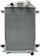 Northern Radiator 205176 Ford / Mopar 26 7/8 x 17 Downflow Hotrod Radiator Ford / Mopar 26 7/8 X 17 Downflow Hotrod Radiator
