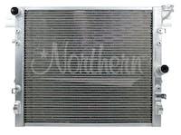 Northern Radiator 205218 Jeep Wrangler JK/JKU Muscle Car Radiator - 25 1/4 x 21 1/8 x 2