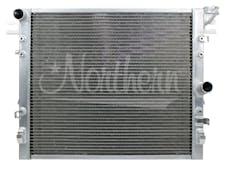 Northern Radiator 205218 Muscle Car Radiator - 25 1/4 x 21 1/8 x 2