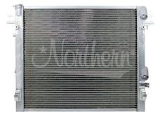 Northern Radiator 205219 Jeep Wrangler JK/JKU Muscle Car Radiator - 25 1/4 x 21 1/8 x 2