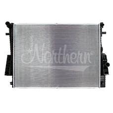 Northern Radiator CR13022 Plastic Tank Radiator - 37 X 27 1/2 X 2 1/4 Core