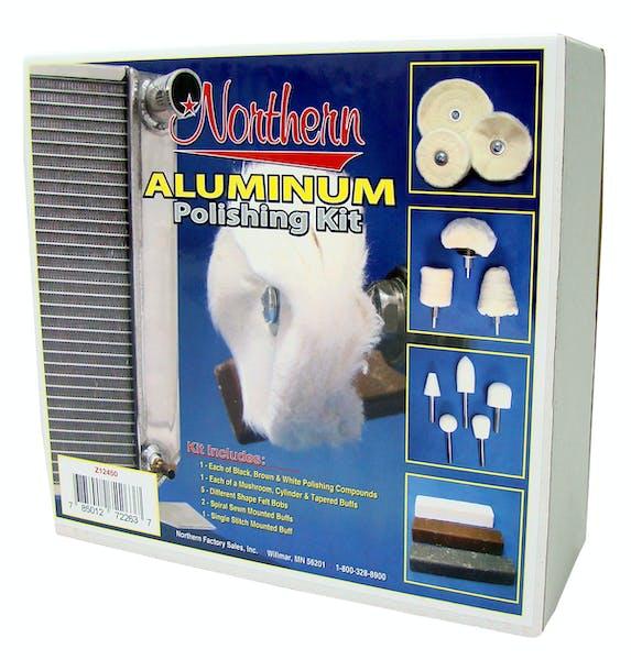Northern Radiator Z12450 Aluminum Polishing Kit