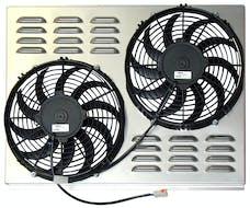 Northern Radiator Z40015 Dual 11 Inch Fan Assembly Dual 11 Inch Fan Assembly