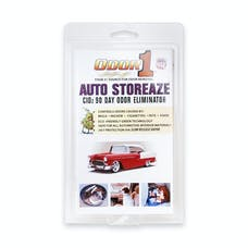 Odor 1 116110 Auto Storeaze CLO2 Permanent Odor Eliminator