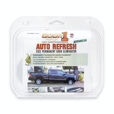 Odor 1 156100 Auto Refresh Advanced CLO2 Permanent Odor Eliminator, 4 Color