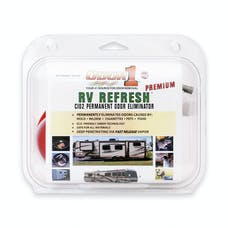 Odor 1 246100 RV Refresh Premium CLO2 Permanent Odor Eliminator, 4 Color, EPA Approved