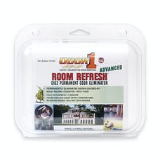 Odor 1 356100 Room Refresh Advanced CLO2 Permanent Odor Eliminator, 4 Color