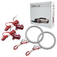 Oracle Lighting 1243-003 LED Waterproof Fog Light Kit, Red