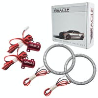Oracle Lighting 1243-005 LED Waterproof Fog Light Kit, Amber