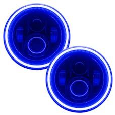 "Oracle Lighting 5769-002 ORACLE 7"" High Powered LED Headlights - Black Bezel"