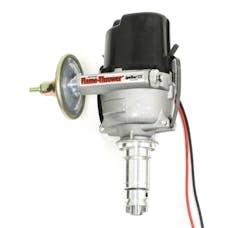 PerTronix D172429 Elec Dist Cast British 25D 4 cyl w/Ignitor II Vac Adv.