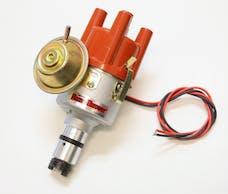 PerTronix D186504 Elec Dist Cast VW Type 1 Engine w/Ignitor Vac Adv.