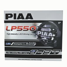 PIAA 05572 LP Series White LED Driving Beam Kit (LP550)