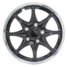 Pilot Automotive WH522-16C-B Black Chrome 16 in. WC