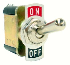 Proform 66232 Toggle Switch; Replacement Switch for Proform Electric Water Pump Kit; 12 Volt