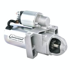 Proform 66268 High-Torque Starter; Gear Reduction Type; Stagger Bolt; Fits Chevy V8-V6 Engines