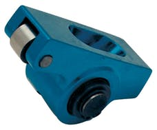 Proform 66920C Engine Roller Rocker Arm Set; 1.5/1.6 Ratio 3/8 Stud; Extruded; Fits SB Chevy