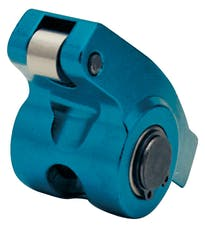 Proform 66929C Engine Roller Rocker Arm Set; 1.6 Ratio 3/8 Stud; HD Aluminum ; Fits SB Chevy