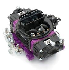 Proform 67314 Black Street Series Carburetor; 850 CFM, Mechanical Secondary, Black & Purple