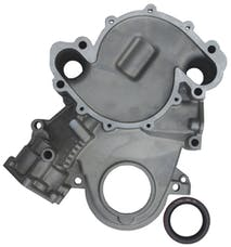 Proform 69500 Engine Timing Chain Cover; AMC 304-360-401; OEM Style; Die-Cast; Seal Included