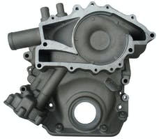 Proform 69510 Engine Timing Chain Cover; Buick 400-430-455 67-76; OEM Style; Die-Cast; w/Seal