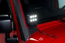 "Putco 10004 Luminix High Power LED - 4"" Block - 6 LED - 2,400LM"