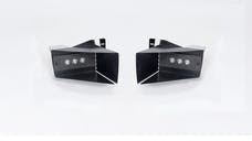 Putco 12009 Luminix High Power LED Fog Lamps (Pair) - 2400LM