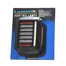 Putco 12018POP Luminix - Jeep Tail Lamp POP Display