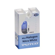 Putco 211156B Mini-Halogens - 1156 - Nitro White