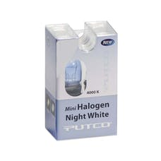 Putco 211156L Mini-Halogens - 1156 - Night White