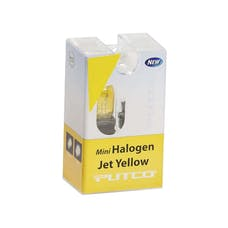 Putco 211156Y Mini-Halogens - 1156 - Jet Yellow