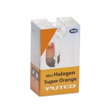 Putco 211157A Mini-Halogens - 1157 - Super Orange
