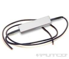 Putco 230004C Ceramic LED Light Bulb Load Resistor Kit (Single)