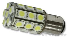 Putco 231157W-360 360° 1157 Bulb - White (LED Replacement Bulb)