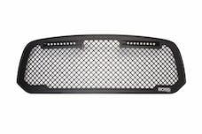 Putco 270523BL DODGE RAM 1500-LIGHTED (W/QTY 2; 10IN. LUMINIX LIGHT BARS)