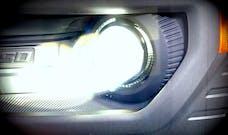 Putco 280010P Silver-lux PRO LED Kit - H10 - Pair
