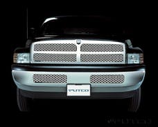 Putco 84103 Punch Stainless Steel Grilles