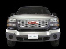 Putco 84111 Punch Stainless Steel Grilles