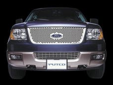 Putco 84112 Punch Stainless Steel Grilles
