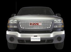 Putco 84116 Punch Stainless Steel Grilles
