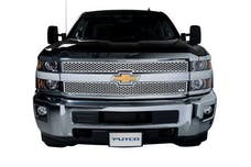 Putco 84201 Punch Stainless Steel Grilles