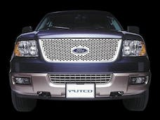 Putco 84342 Punch Stainless Steel Grilles