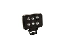 "Putco 10004 Luminix High Power LED - 4"" Block - 6 LED - 2,400LM"