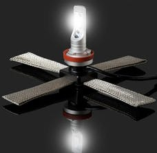 Putco 280010PZ Pro-Lux Zero LED Kit H10 Pair