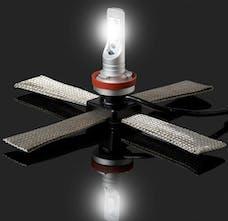 Putco 280007PZ Pro-Lux Zero LED Kit H7 Pair