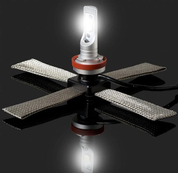 Putco 289012PZ Pro-Lux Zero LED Kit Ram Low Beam W/projector-90012