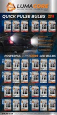 Putco LUMAPOP-1 LumaCore POP - Includes 1 sets of each bulb type in all color options