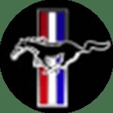 Race Sport Lighting RS-2GS-BOSS Ghost Shadow Valet Light (BOSS Mustang)